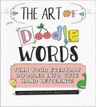 Sarah Alberto The Art of Doodle Words