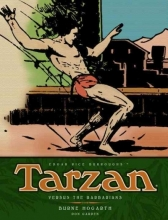 Hogarth, Burne Tarzan - Versus the Barbarians (Vol. 2)