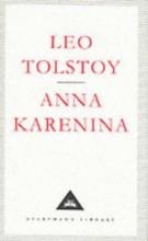 Tolstoi, Leo Anna Karenina