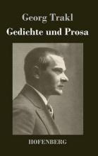 Trakl, Georg Gedichte und Prosa