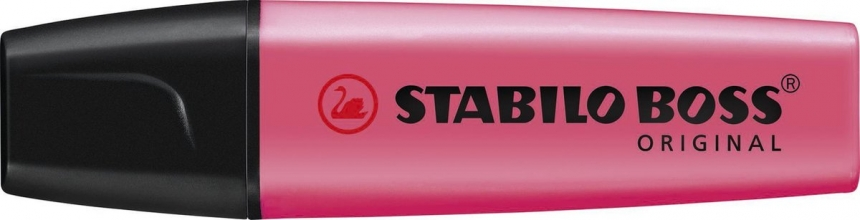 , Markeerstift STABILO Boss Original 70/56 roze
