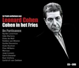 , Leonard Cohen tribute Cohen in het Fries (cd)