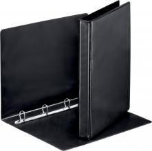 , Presentatieringband Esselte A4 4-rings D-mech 20mm zwart