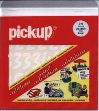 122111025 w , Pickup vivace 0-9 25 mm wit