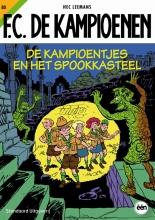 Hec  Leemans F.C. De Kampioenen De kampioentjes en het spookkasteel 80