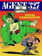 Martin  Lodewijk Agent 327 - Dossier 3 - Stemkwadrater