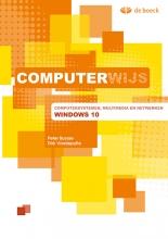 Computerwijs Computersystemen, Multimedia en Netwerken Windows 10 - Leerwerkboek