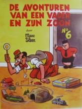 Sleen Marc, Dirk  Stallaert , Avonturen van een Vader en Zijn Zoon 06