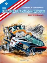 Christian,Denayer/ Duchateau,,André-paul Brokkenmakers Integraal Hc01