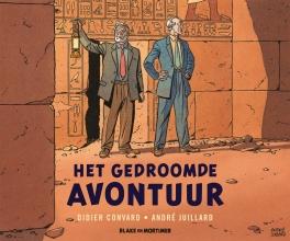 Juillard,,André/ Convard,,Didier Blake en Mortimer Special Hc01
