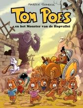 Marten Toonder , Tom Poes en het monster van de Hopvallei