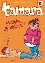 Zidrou Tamara 10 Grapje, mama!
