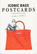 Fashionary Iconic Bags Postcard Book