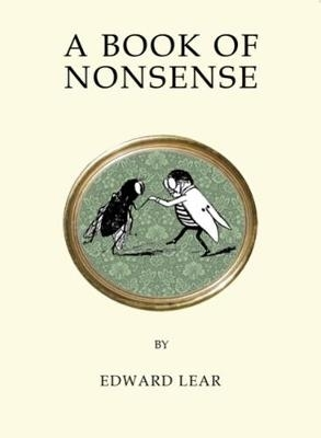 Edward Lear,A Book of Nonsense