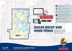 , Sportbootkarten Satz 1: Kieler Bucht und Rund F?nen (Ausgabe 2019)
