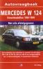 <b>Olving, P.H.</b>,Vraagbaak Mercedes W 124 Diesel 1984-1990