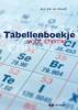 , Tabellenboekje voor Chemie (per 5 Exemplaren)
