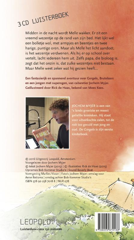 Jochem Myjer,De Gorgels [3CD]
