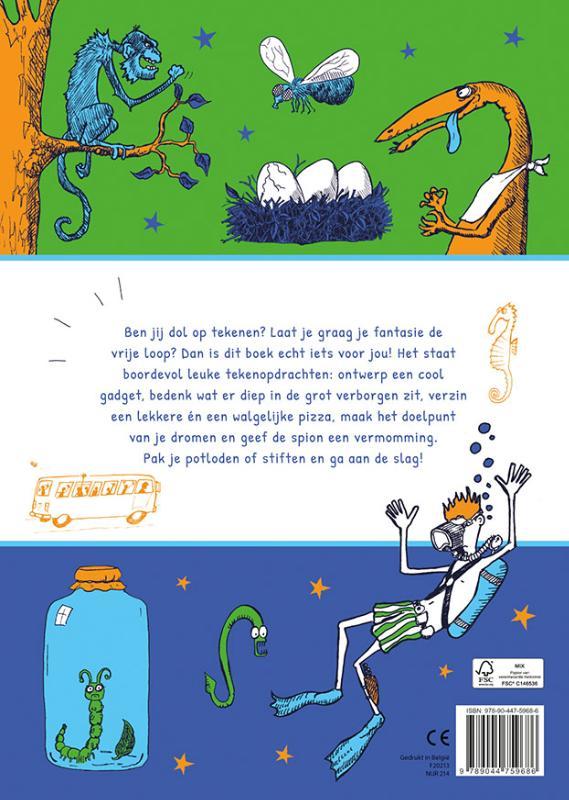 ,Creatief tekenen voor jongens