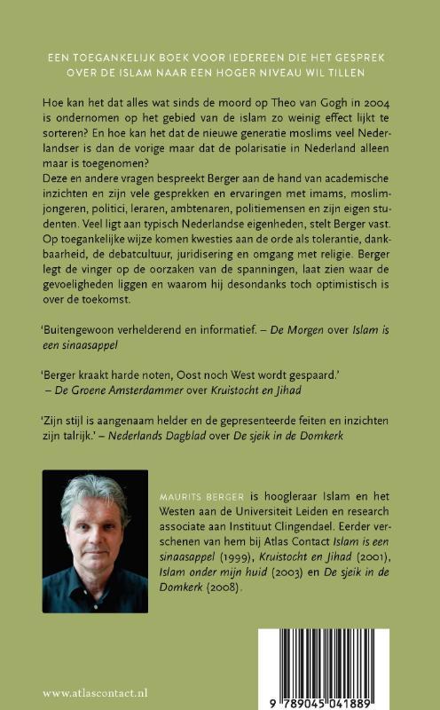 Maurits Berger,De halalborrel