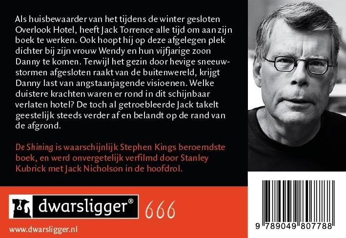 Stephen King,De shining