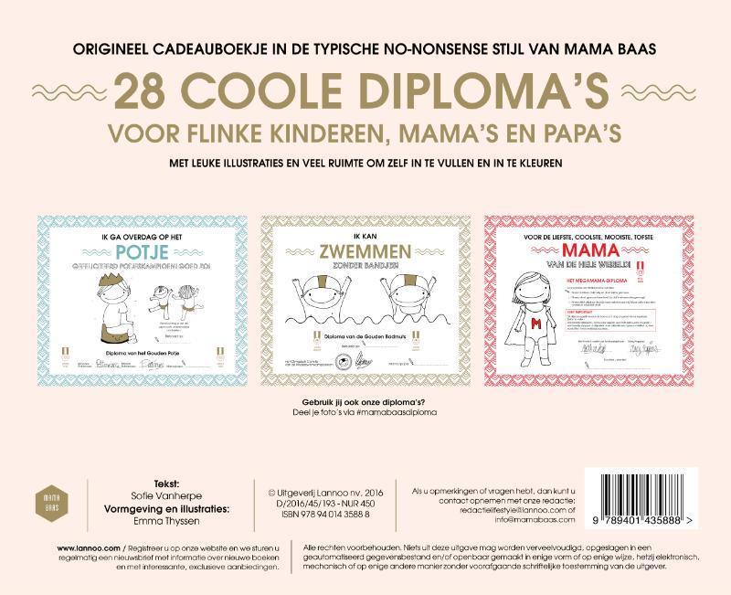Sofie Vanherpe,Het grote diplomaboek
