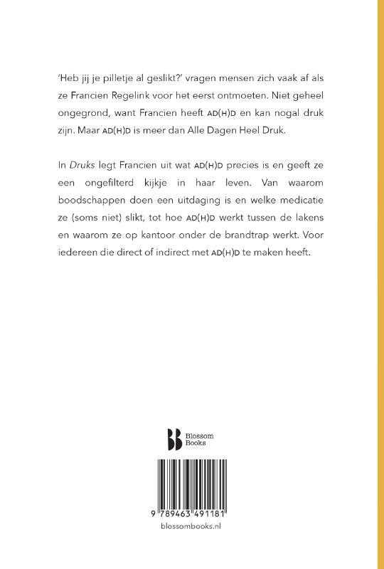 Regelink Francien,Druks