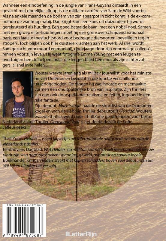 Wouter Helders,Opgejaagd Wild
