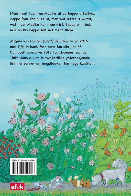 Mirjam van Houten,By beppe útfanhûs