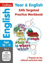 Collins KS2 Year 6 English SATs Targeted Practice Workbook