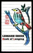 Cohen, Leonard Book of Longing