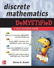 Steven Krantz Discrete Mathematics DeMYSTiFied