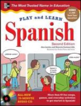 Ana Lomba,   Marcela Summerville Play and Learn Spanish with Audio CD