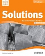 ,Solutions: Upper Intermediate. Workbook and CD Pack