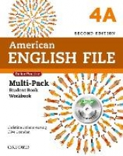 American English File 4: Multi-Pack A with Online Practice and iChecker