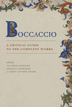 Kirkham, Victoria Boccaccio - A Critical Guide to the Complete Works