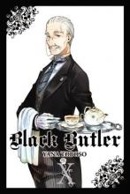 Toboso, Yana Black Butler 10