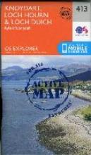 Knoydart, Loch Hourn and Loch Duich