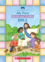 American Bible Society,   Moore, Eva My First Read And Learn Bible