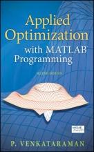 Venkataraman, P. Applied Optimization with MATLAB Programming