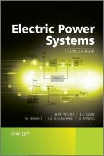 Weedy, B. M. Electric Power Systems