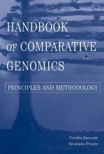 Cecilia Saccone,   Graziano Pesole Handbook of Comparative Genomics