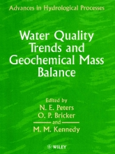 Peters, N. E. Water Quality Trends and Geochemical Mass Balance