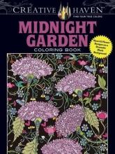 Lindsey Boylan Creative Haven Midnight Garden Coloring Book