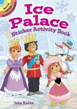 Kurtz, John Ice Palace Sticker Activity Book
