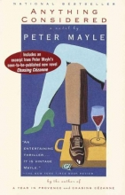 Mayle, Peter Anything Considered