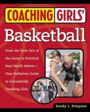 Sandy Simpson Coaching Girls` Basketball