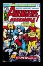 Englehart, Steve Avengers
