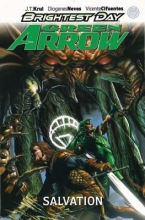 Krul, J. T.,   Patrick, James Green Arrow 2