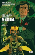 Vaughan, Brian K. Ex Machina 1